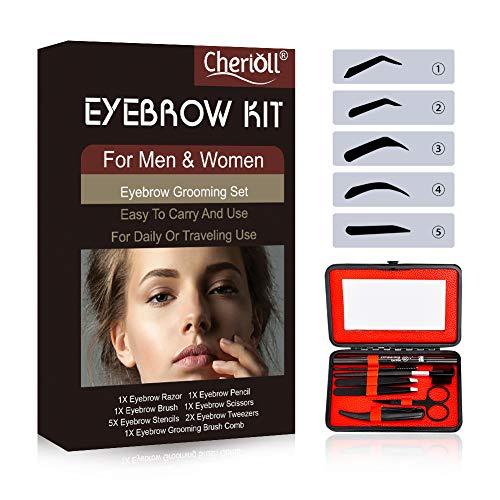 Eyebrow Grooming Set