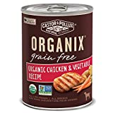 Castor & Pollux Organix Grain Free Organic Chicken & Vegetable - 12.7 oz