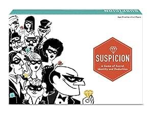 The Wonder Forge 60001511 Suspicion Family Board Game,