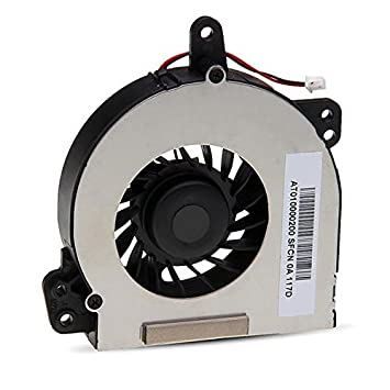 Ventilador Disipador para CPU PC Portátil HP/Compaq C700 500 510 520 530: Amazon.es: Electrónica