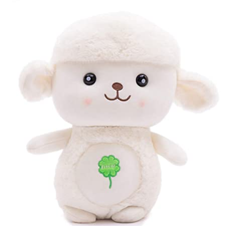 CJJCJJ Juguete de Felpa Cute Sheep Alpaca Dolls Niños Niños ...