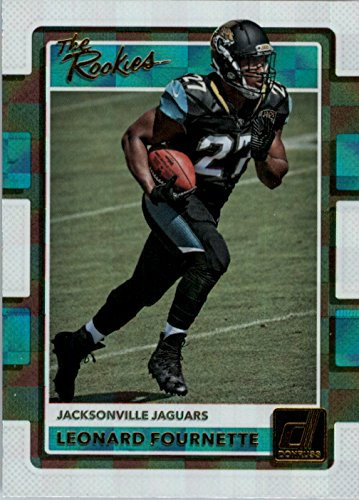 2017 Donruss The Rookies  2 Leonard Fournette   Nm Mt
