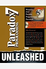 Paradox 7 Programming Unleashed Paperback