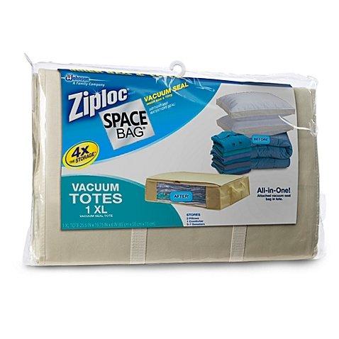 ziploc space bags 4 large - 9