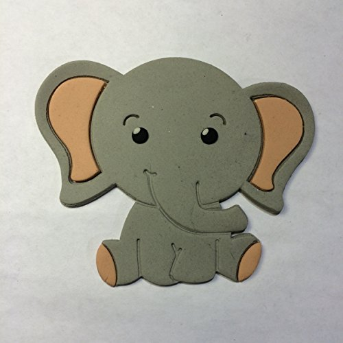Elephant cookie cutters kritters in the mailbox for Mini tin mailboxes for crafts