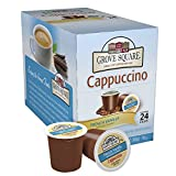 Grove Square Cappuccino French Vanilla, 24 Count Single Serve Cups