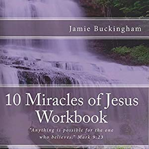 10 Miracles of Jesus Workbook Audiobook