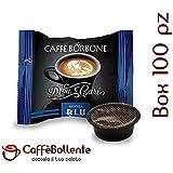 Caffè Borbone - Miscela Blu - Capsule Lavazza A Modo Mio - Box da 100 pz