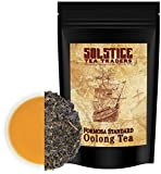 Pure Oolong Loose Leaf Tea (16 Ounces-Bulk Tea), Formosa Standard Taiwan Oolong Tea, 175+ Cups Per Bag (1 Lb.)