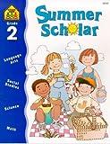 Summer Scholar Grade 2, School Zone Publishing Company Staff and Jere M. Kupecky, 0887438334