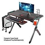Eureka Ergonomic R1-S Gaming Desk 44.5