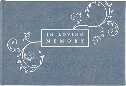 In Loving Memory Guest Book (Memorial Book, Funeral Book) (List Of Angel Names In The Bible)
