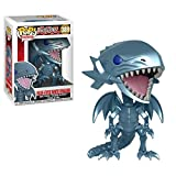 Funko Pop Animation: Yu-Gi-Oh-Blue Eyes White Dragon Collectible Figure, Multicolor