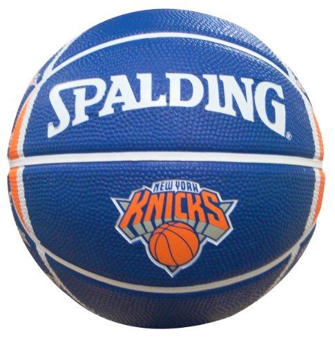 NBA New York Knicks Mini Basketball, 7-Inches