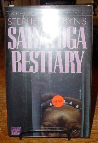 Saratoga Bestiary: A Charlie Bradshaw Mystery (Saratoga Springs City)