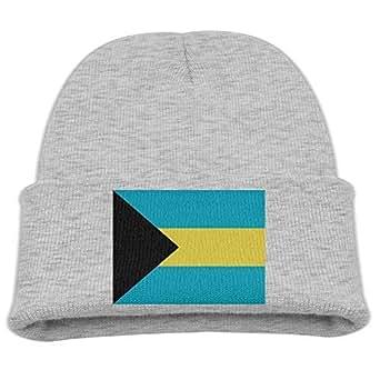 Amazon.com: RS-pthrA1!!! Flag of The Bahamas Kid's Hats