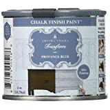 Amitha Verma Chalk Finish Paint, No Prep, One Coat, Fast Drying | DIY Makeover for Cabinets, Furniture & More, 4 Ounce, (Provence Blue)