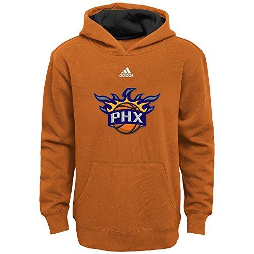 - NBA Youth 8-20 Phoenix Suns Prime Pullover Hoodie -Texas Orange-S(8)