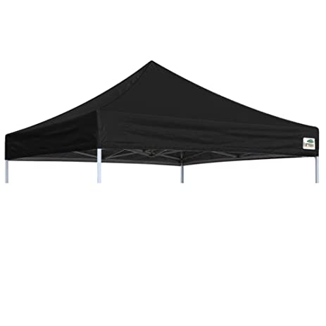 Pop Up Canopy Top Gazebo Tent Cover Replacement Top Only (10x10 Feet Black)  sc 1 st  Amazon.com & Amazon.com : Pop Up Canopy Top Gazebo Tent Cover Replacement Top ...