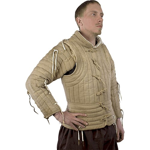 Armor Venue: Imperial Gambeson Desert Beige Large by Armor Venue (Image #1)
