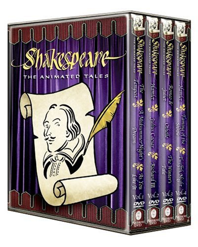 Shakespeare: The Animated Tales by Ambrose Video Publishing