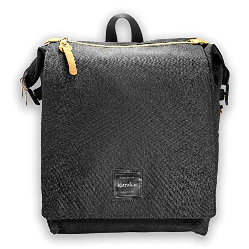 Kjarakar Backpack For Women Girls Men And Boys Best Unisex Commuter Bag School Bookbag Laptop Weekender Diaper TSA Friendly