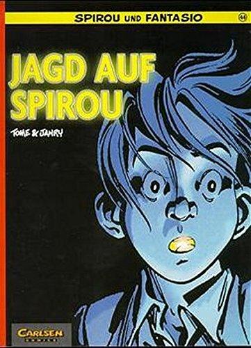 Spirou und Fantasio, Carlsen Comics, Bd.44, Jagd auf Spirou