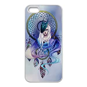 The Dream Catcher Painting For iPhone 5, 5S Phone Cases HTY913710