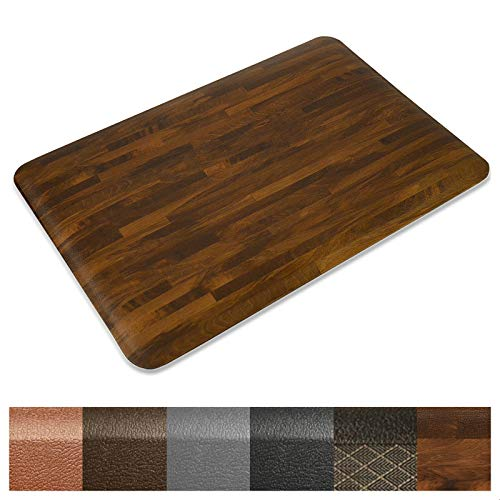 (Kitchen Mat | Anti Fatigue Mat, 3/4 Thick | Ergonomically Engineered, Non-Slip, Waterproof | 20