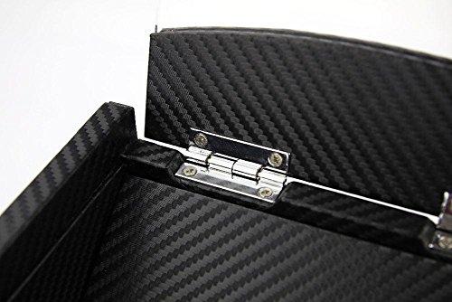 KAIHE-BOX New Luxury PU 4+6 Watch Winder (3 color ) Display Box Case [100% Handmade] , C by KAIHE-BOX (Image #7)
