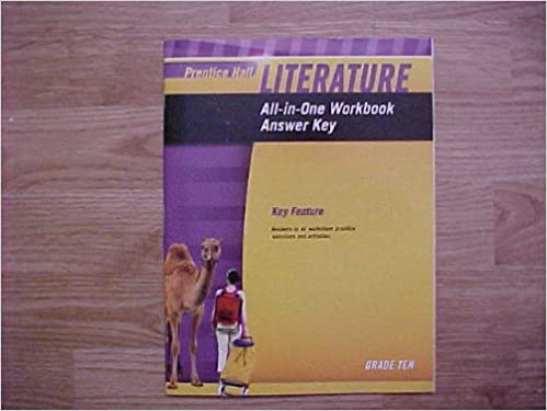 Prentice Hall Literature All - In - One - Workbook Answer