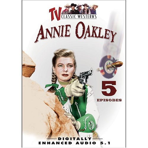 DVD : Annie Oakley 3 (Black & White)