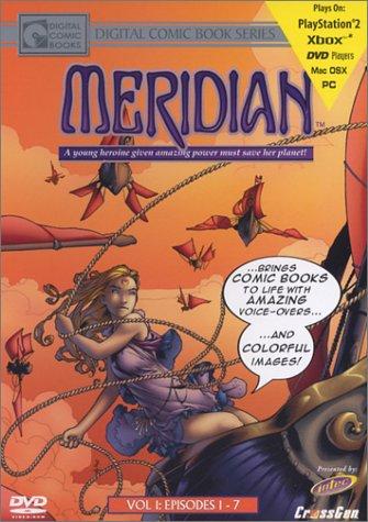 Meridian - Volume 1 (CrossGen Digital Comic)