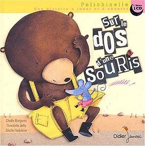 vignette de 'Sur le dos d'une souris (Cécile Bergame)'