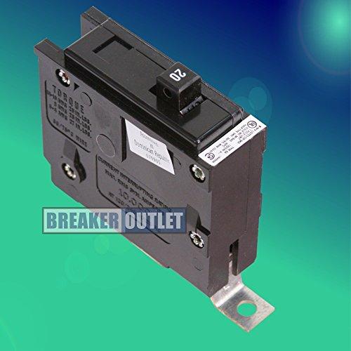 (New Cutler-Hammer Eaton BAB1030 Circuit Breaker 1 Pole 30A 120/240V BAB Bolt)