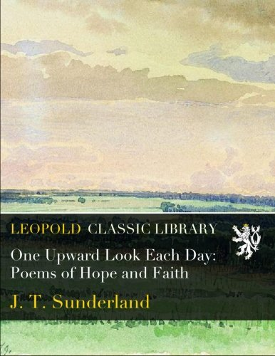 Download One Upward Look Each Day: Poems of Hope and Faith ebook