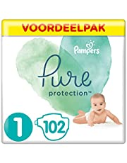 Pampers Pure Protection Maat 1