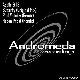 Aquile & Tb - Butterfly