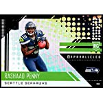 2018 Unparalleled NFL #220 Rashaad Penny RC Rookie Seattle Seahawks Rookie.