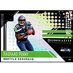 2018 Unparalleled NFL #220 Rashaad Penny RC Rookie Seattle Seahawks Rookie.