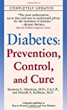 img - for Diabetes: Prevention, Control, and Cure by Seymour L. Alterman M.D. (2006-03-28) book / textbook / text book