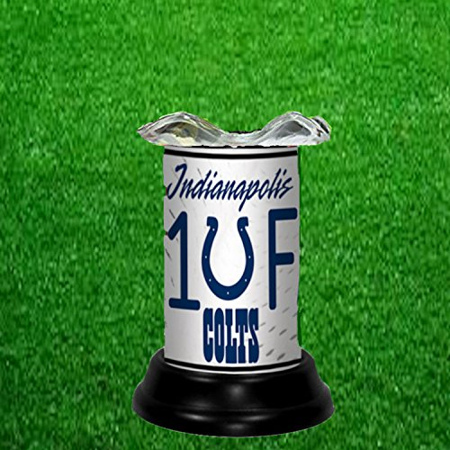 - INDIANAPOLIS COLTS TART WARMER - FRAGRANCE LAMP - BY TAGZ SPORTS