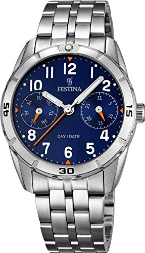 Festina Junior Collection F16908/2 Watch for boys Excellent readability