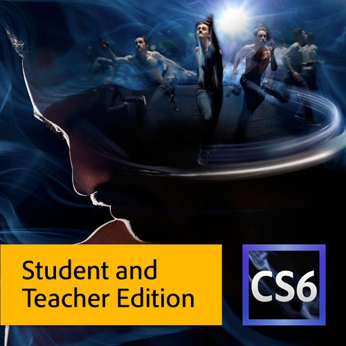 Adobe CS6 Production Premium Student and Teacher Edition [Download] [Old Version]