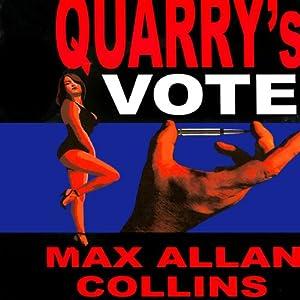 Quarry's Vote Audiobook