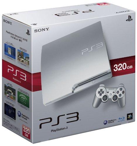 プレイステーション3本体 サテンシルバー(HDD 320GB)