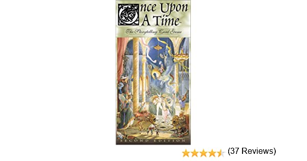 Once Upon a Time Storytelling Cards Game Play Learn Fun Hobby