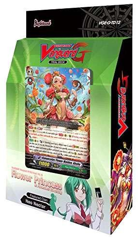 Cardfight FLOWER PRINCESS ABUNDANT BLOOMING G Trial Deck English - Next Nectar