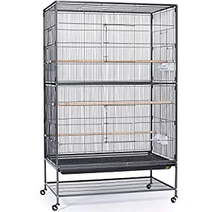 Prevue Hendryx Pet Products Wrought Iron Flight Cage 28