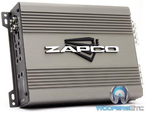 ST-4D - Zapco 4-Channel 640W RMS Class D Full Range Ampli...